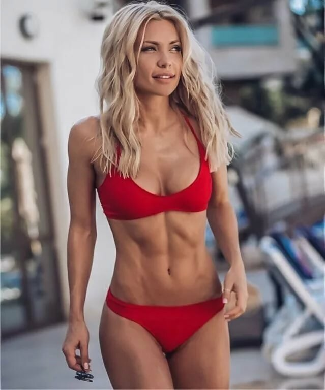 Fitness Girls Motivation Panosundaki Stepsiblings 1