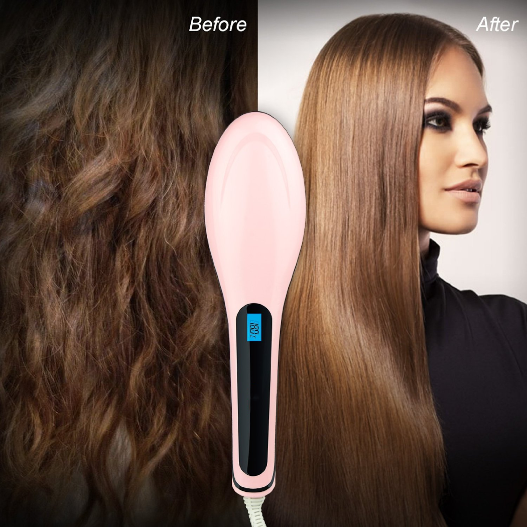 Расческа Fast Hair Straightener в Полярных