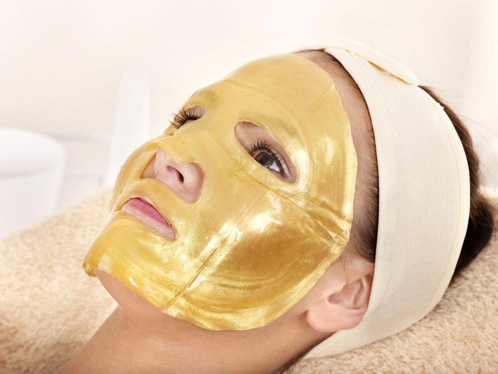 Kaprielle - омолаживающая маска из сусального золота в Новошахтинске