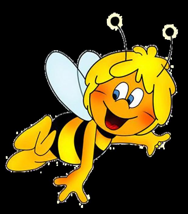 Пчелка картинки для детей на прозрачном фоне