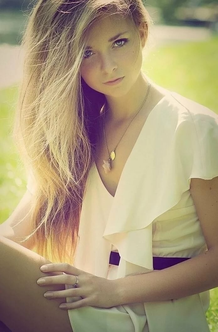 Красивые девчонки из вконтакте