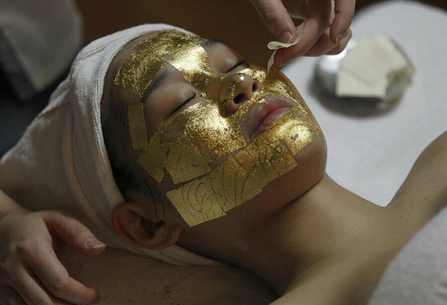 Kaprielle - омолаживающая маска из сусального золота в Дзержинске