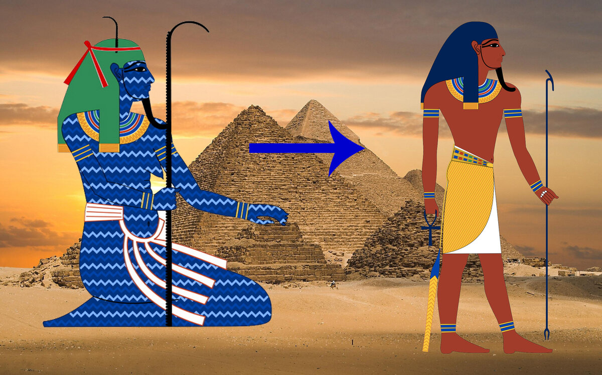 картинки египта атум меховой консуэлло