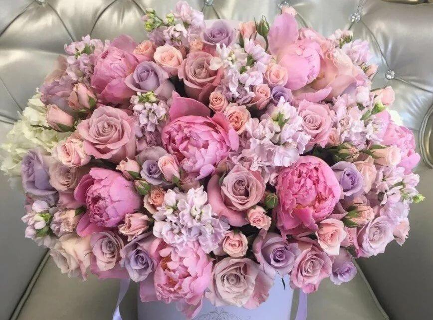 стильные картинки с цветами на день рождения все