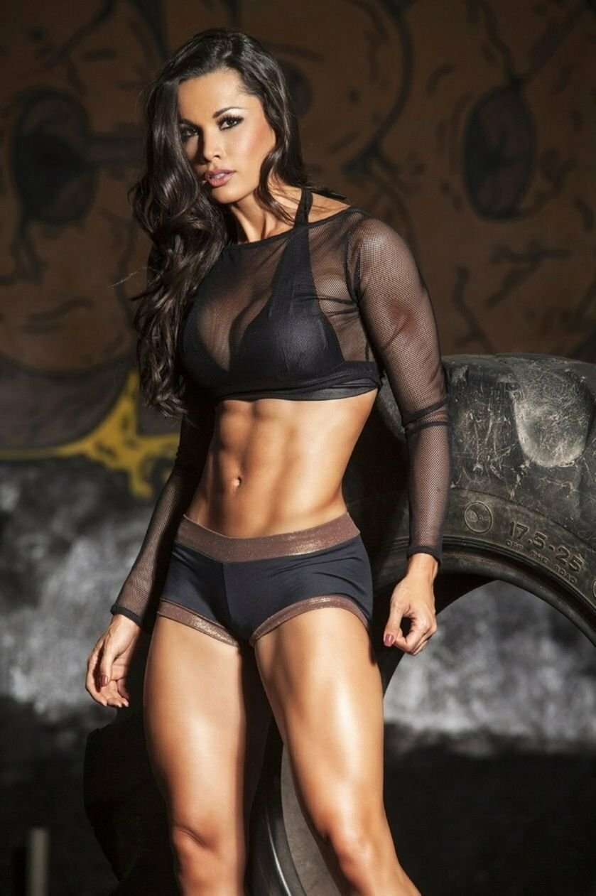 How to be healthy fit and sexy