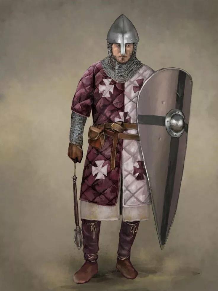 губка картинки русский воин средневековья информации источника, мобильный