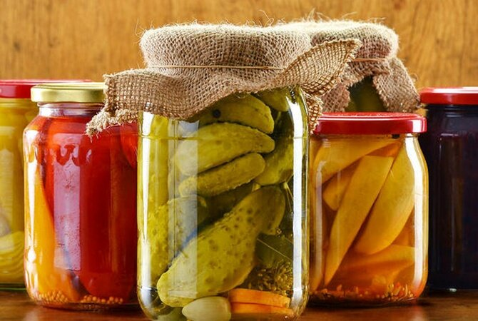 можно ли есть домашние заготовки при похудении