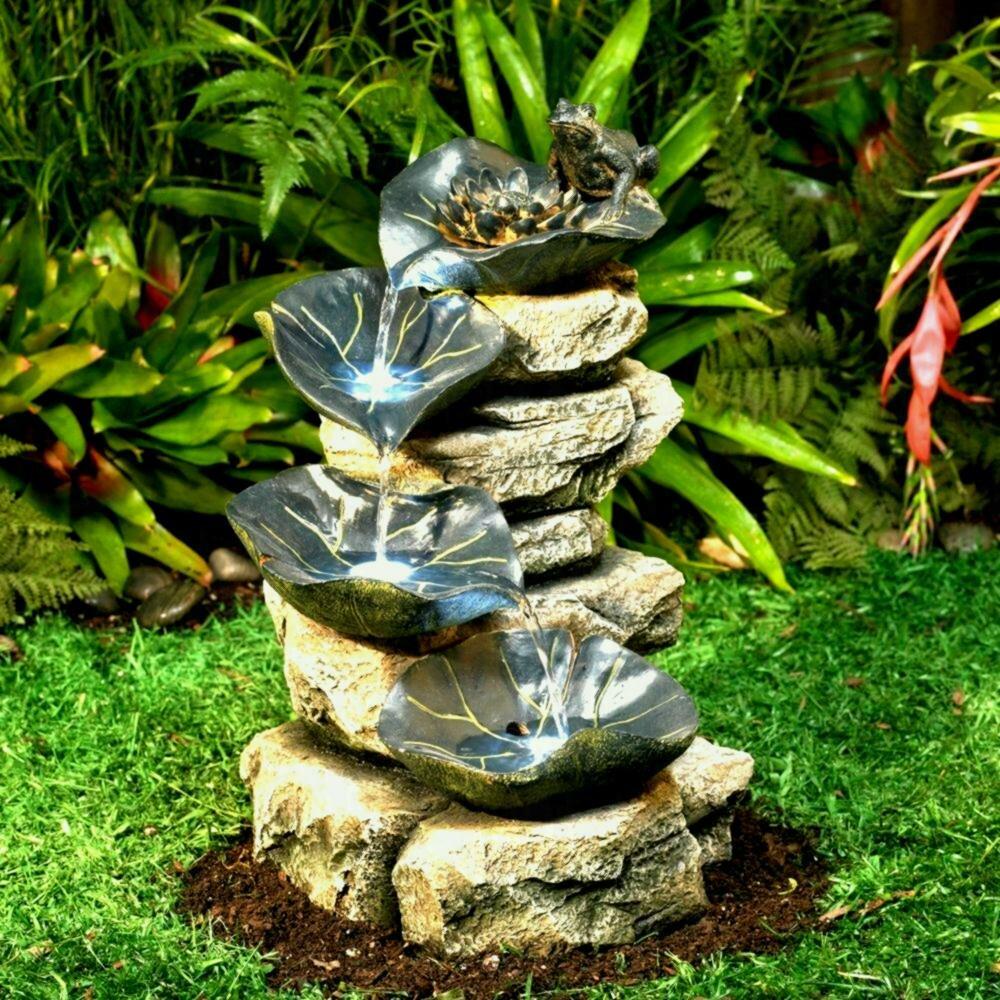 Декоративный водопад картинки