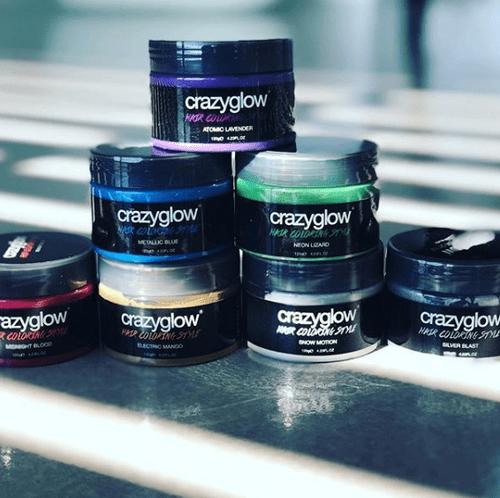 Crazyglow - крем для окрашивания волос в Копейске