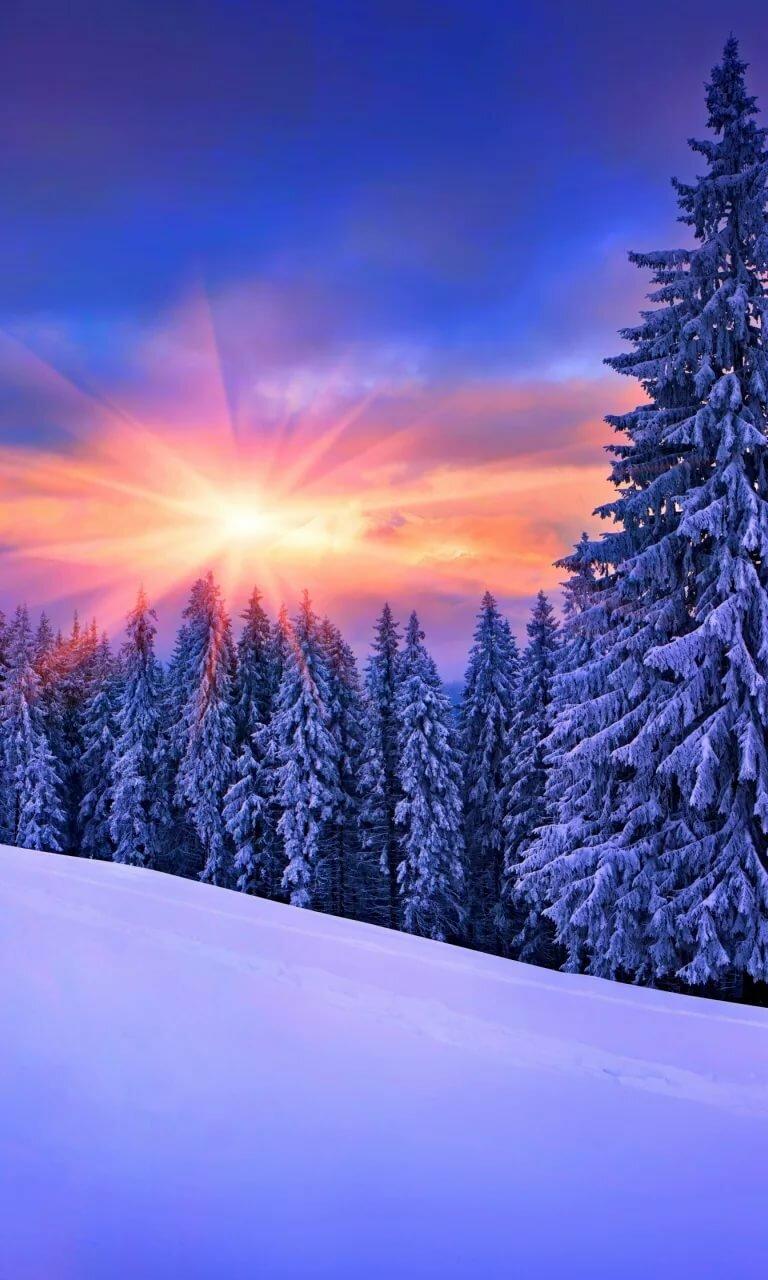 женщина картинки для телефона красивые природа зима начинаем читать