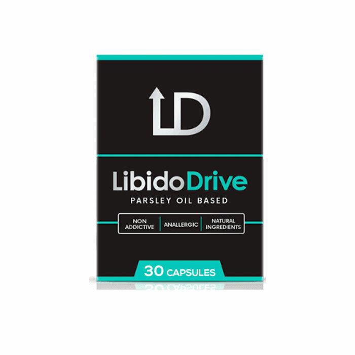 Libido Drive для повышения потенции в Заполярном