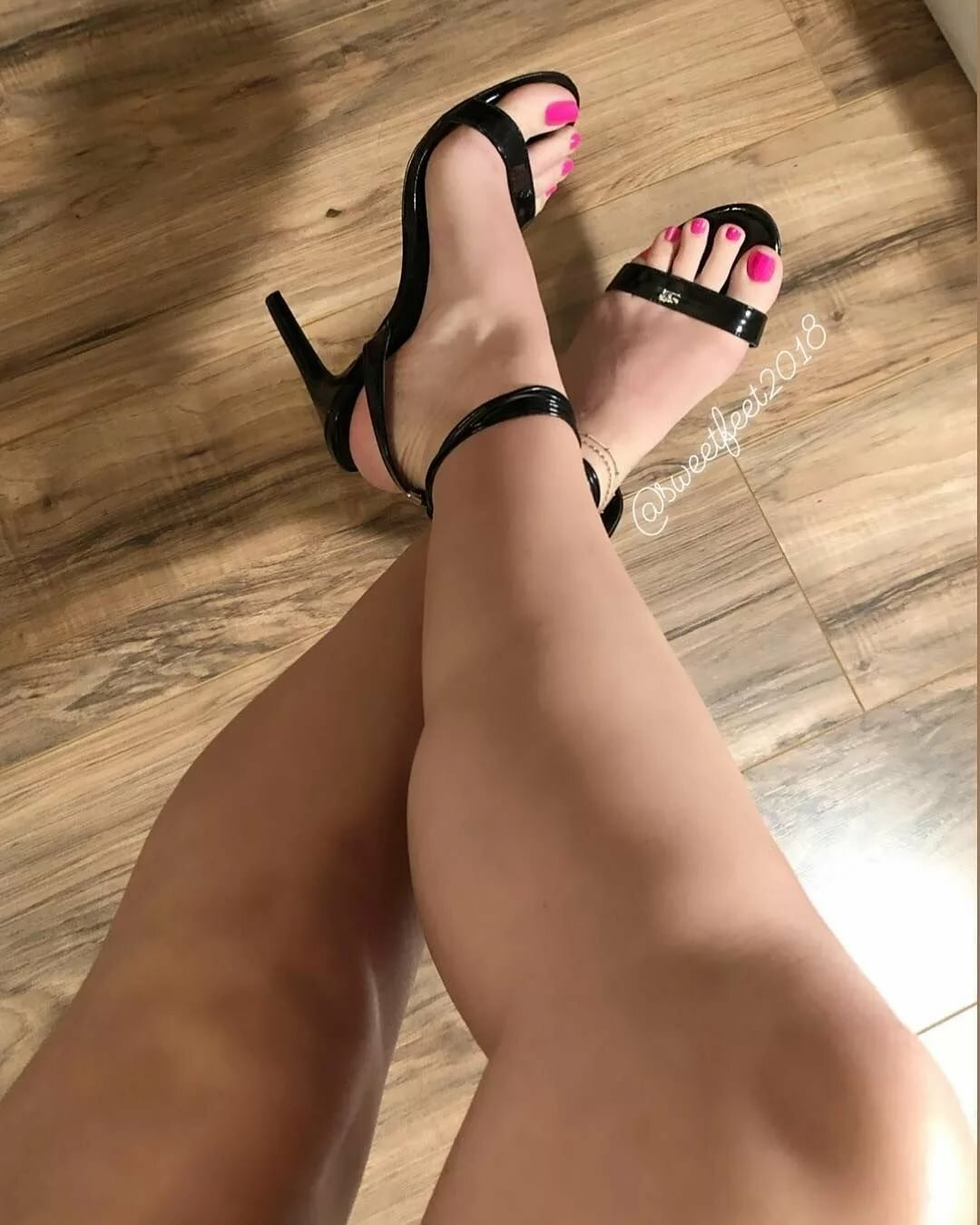 Have sexy feet