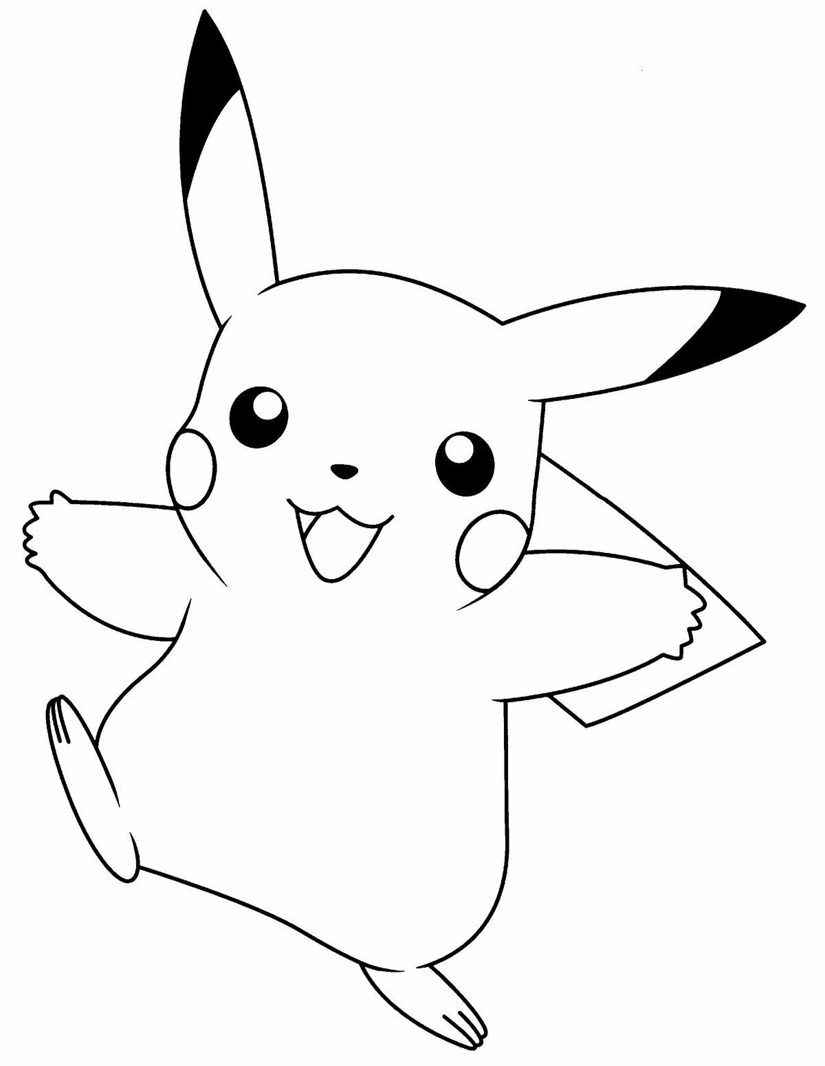 Фотографии покемонов для срисовки