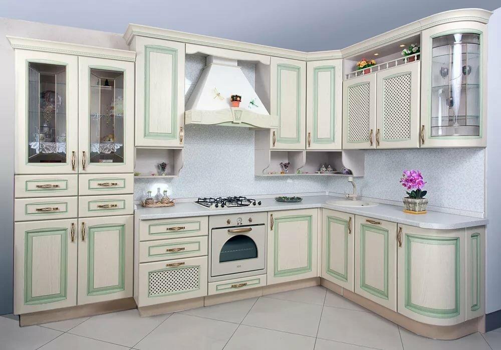 нашем белая кухня с зеленой патиной картинки георгиевская
