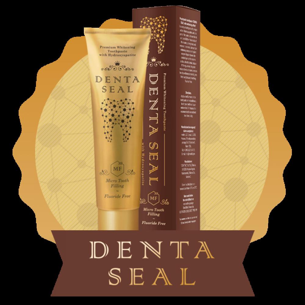 DENTA SEAL - зубная паста с эффектом пломбирования в Нижневартовске