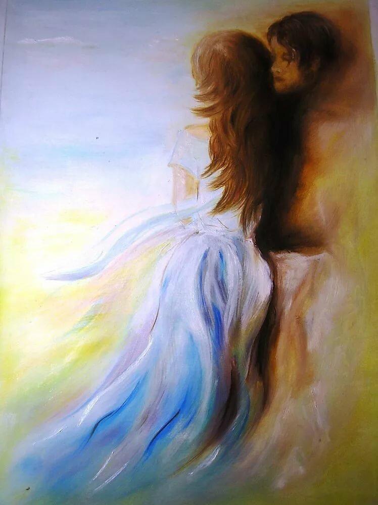 Рисованные картинки души