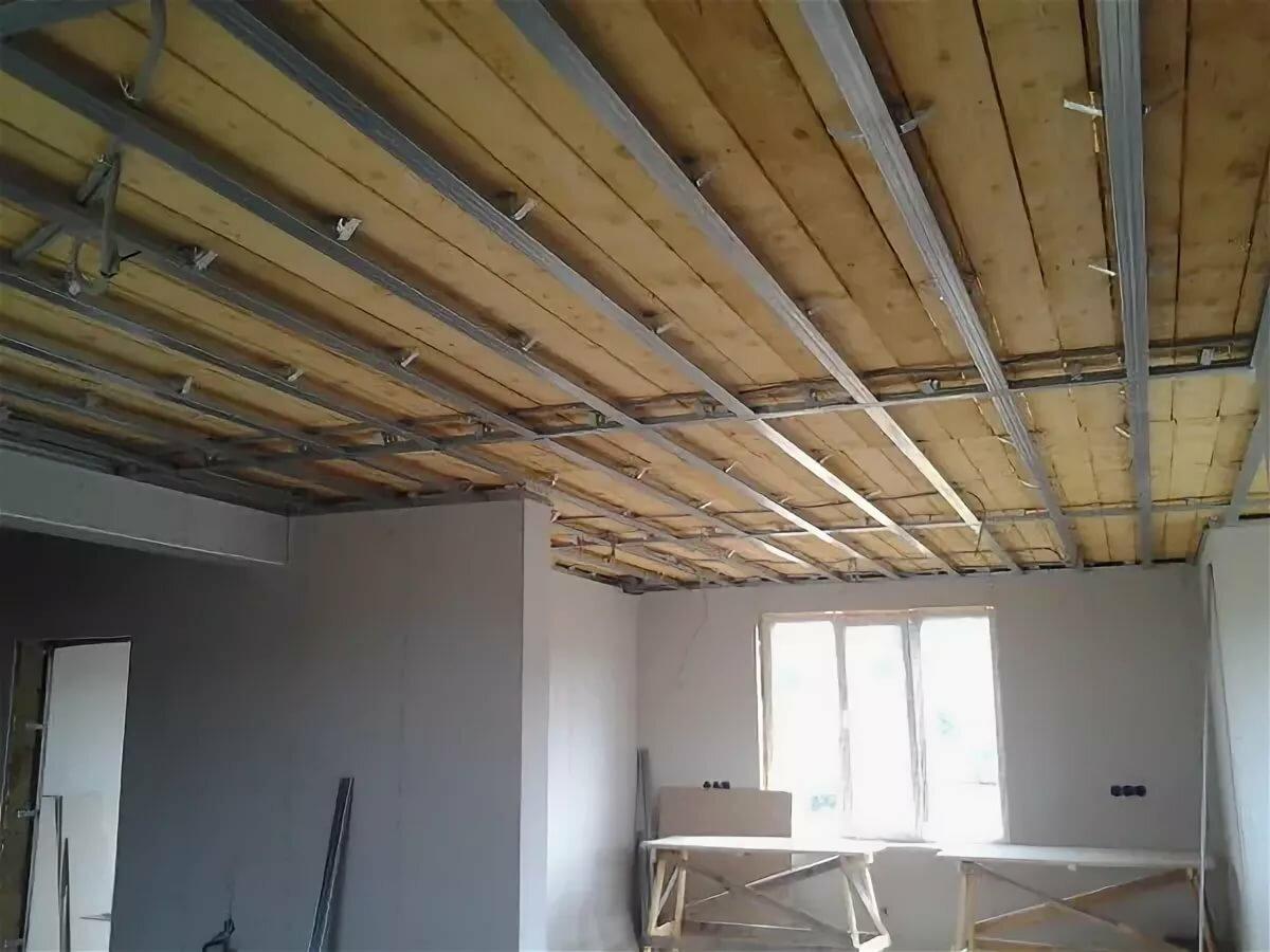 предложения продаже как подшить потолок гипсокартоном фото следует