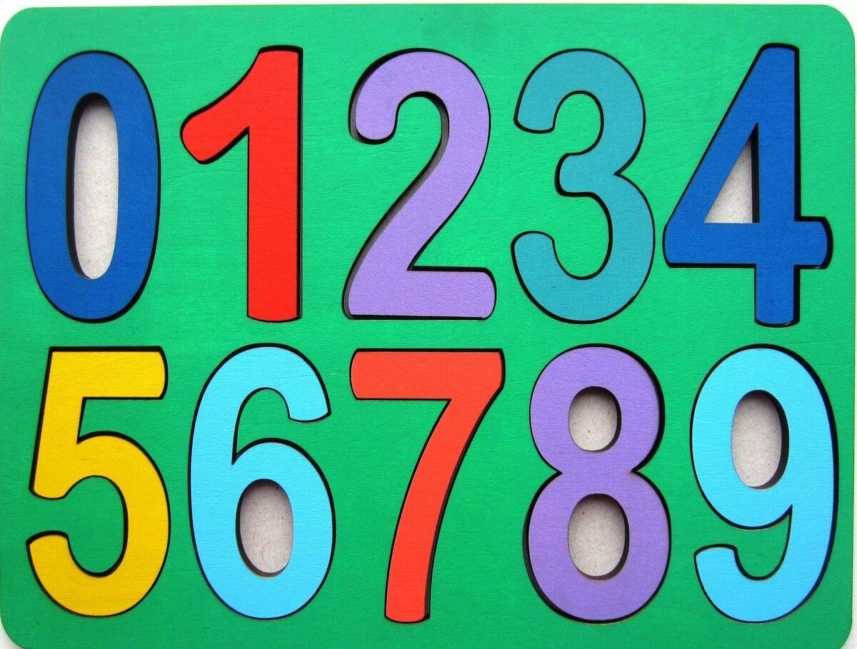 красивые картинки цифр и знаков