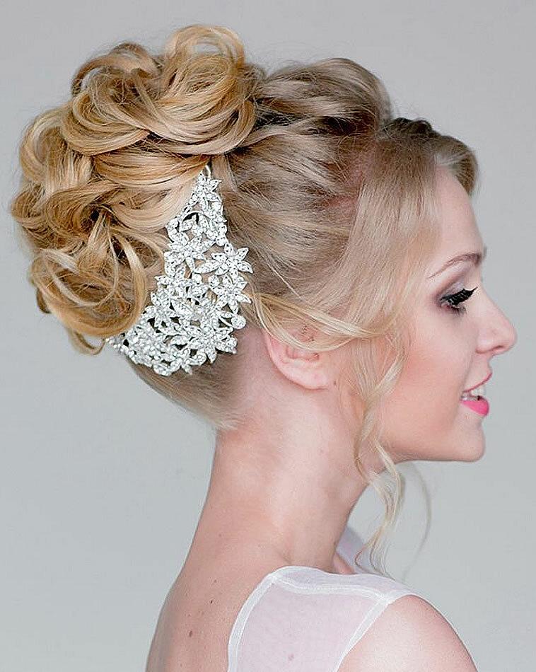 фото свадебных причесок на короткие волосы эти источники основном