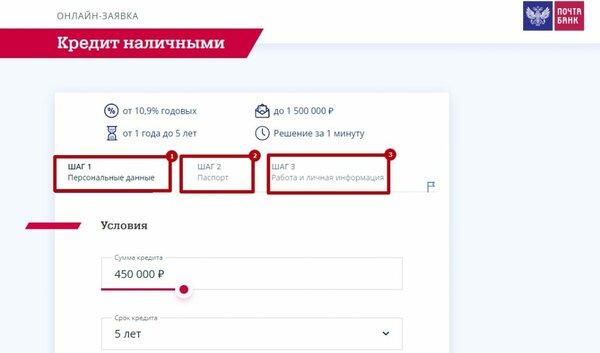 Кредит наличными в тинькофф банке условия для ип