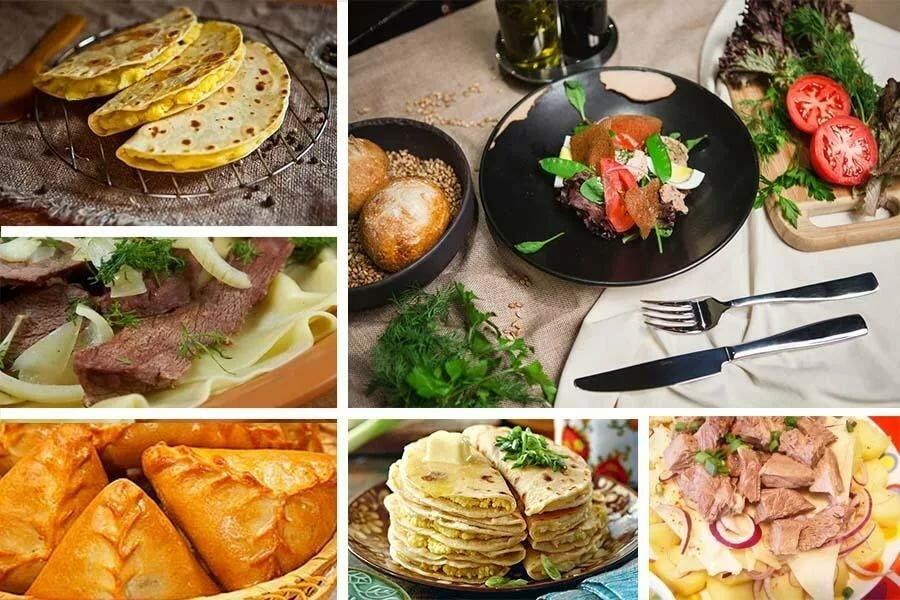 горы башкирские национальные блюда с картинками более тонких легких