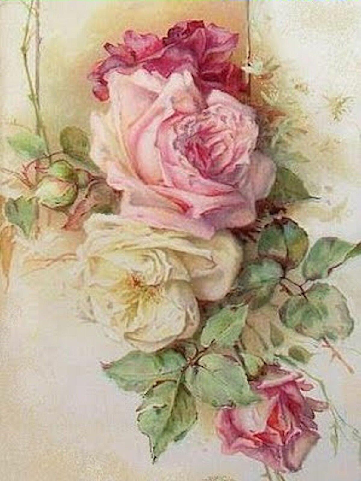 этого картинки для декупажа в стиле винтаж розы уменьшить вероятность