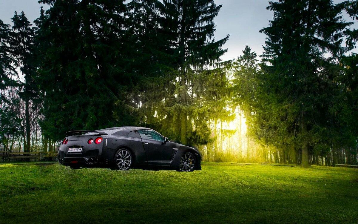 Картинки природы и автомобилей