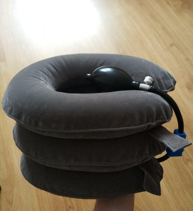 Вытягивающая ортопедическая подушка OSTIO в Армавире
