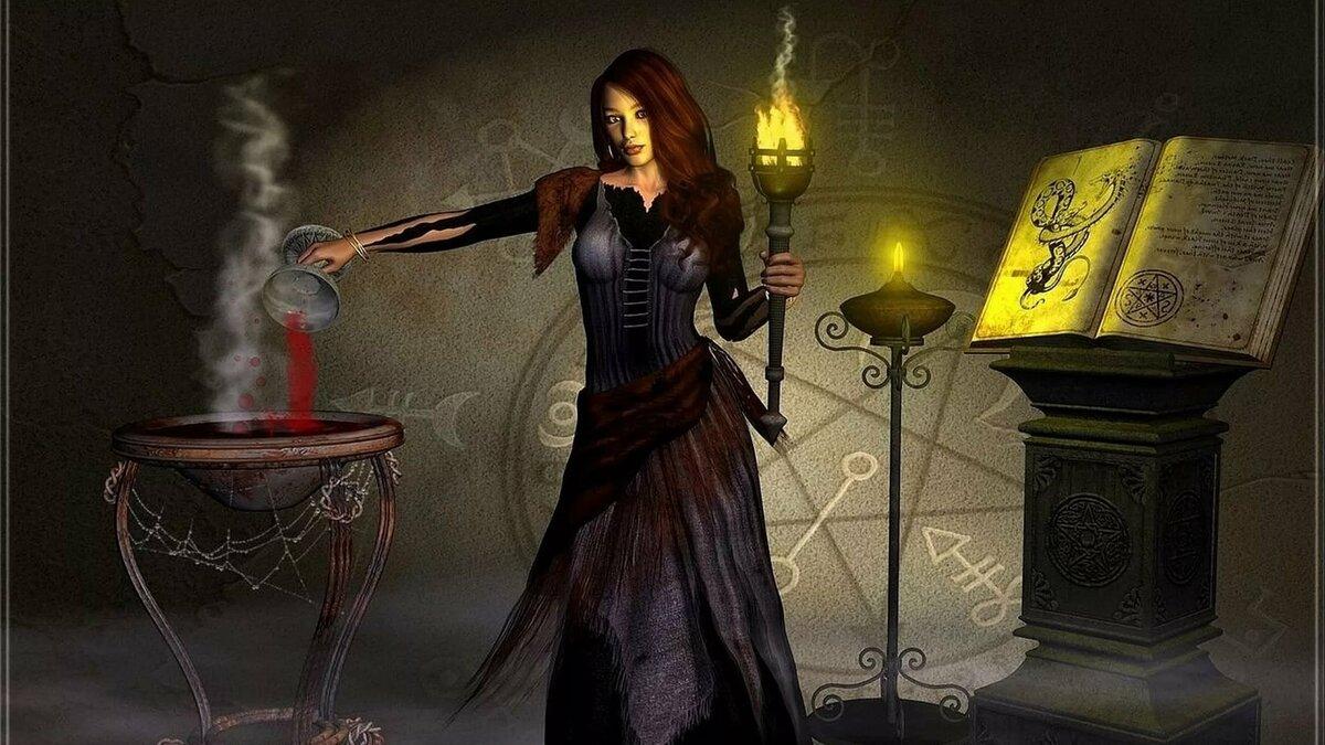 Картинки атаки ведьм