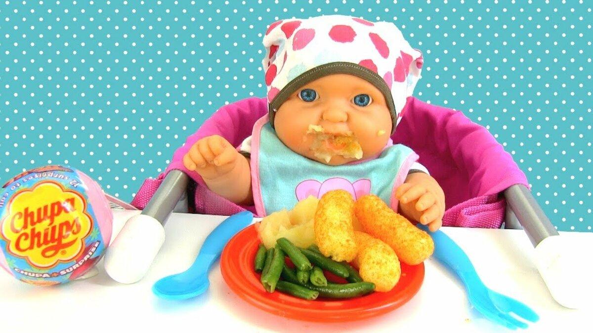 картинки куклу кормят этой подборке самые