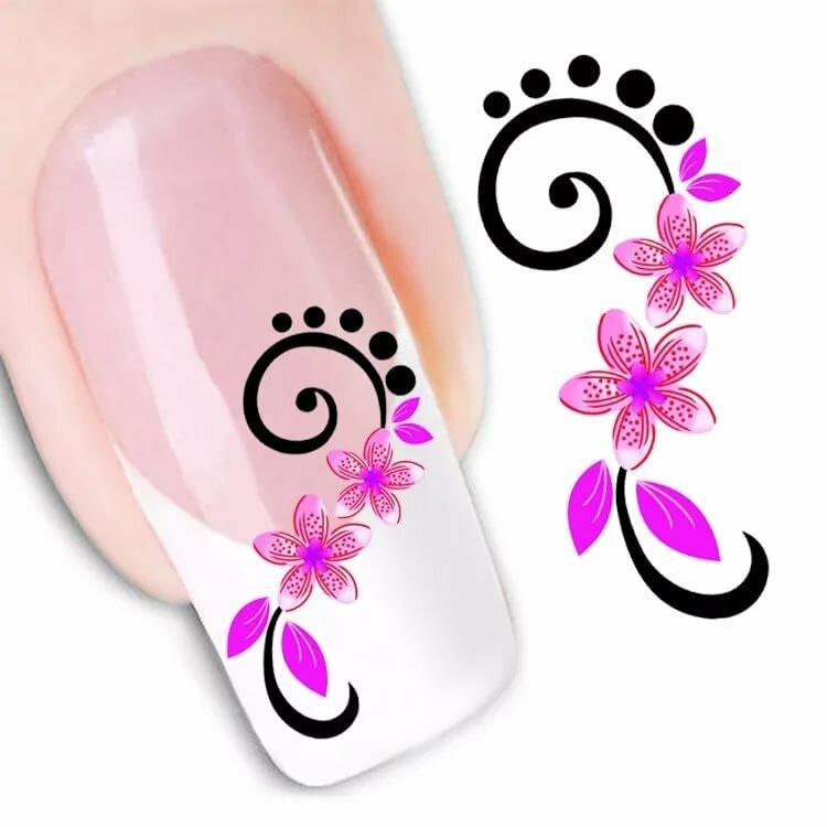 Картинки что можно нарисовать на ногтях