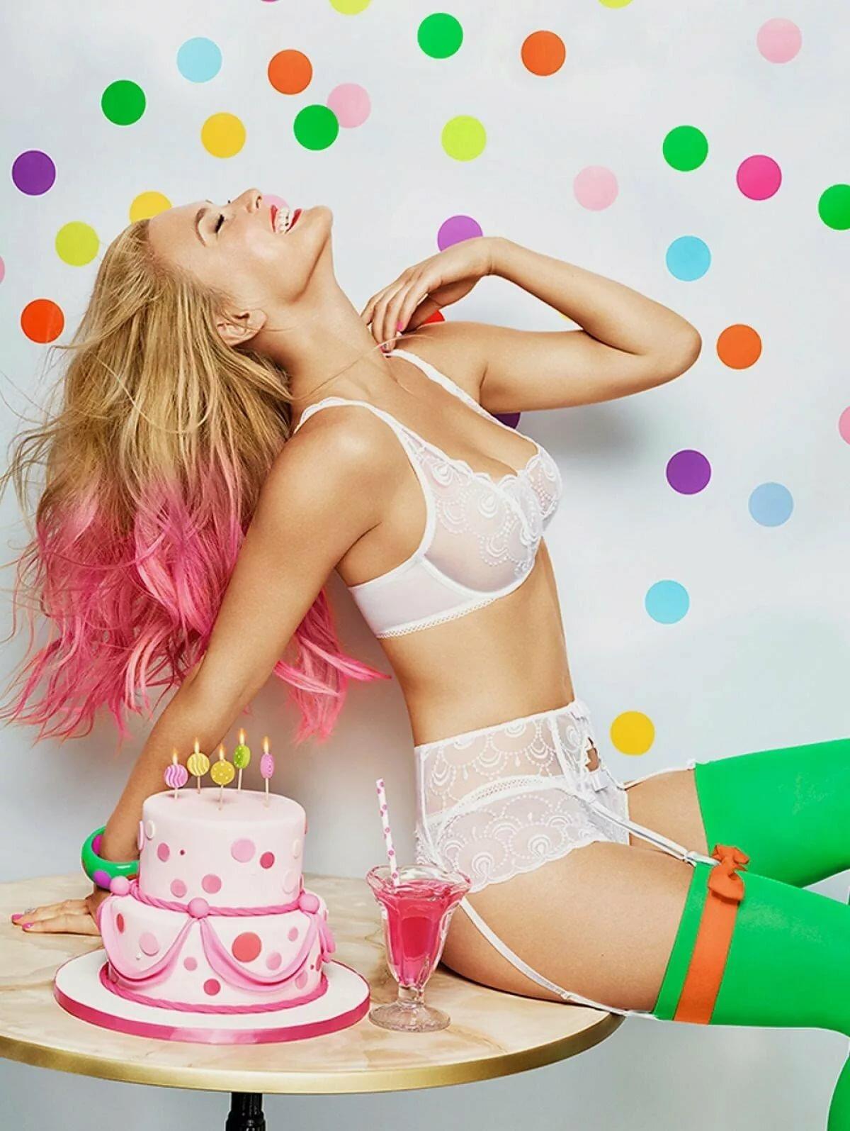 Sexy happy birthday girl — img 10