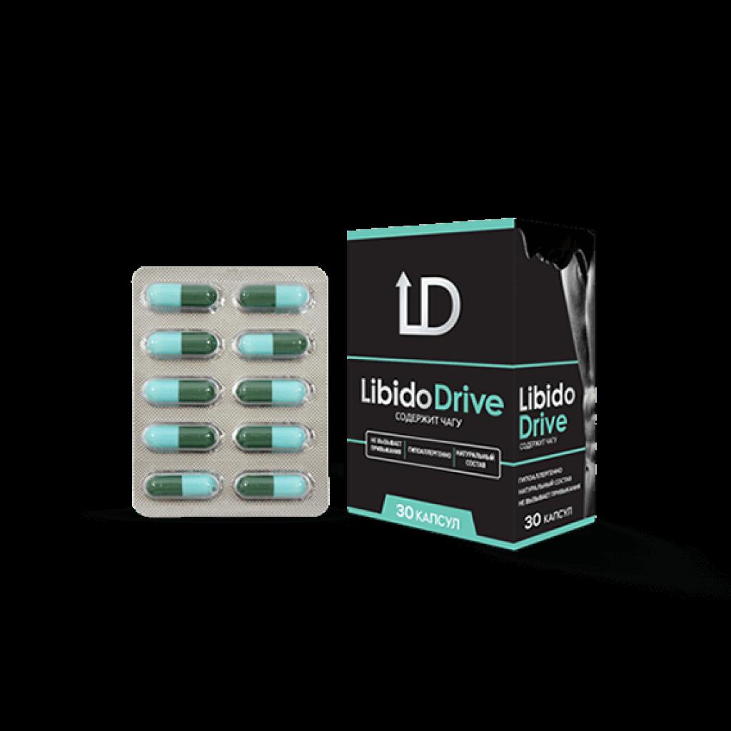 Libido Drive для повышения потенции в Нальчике