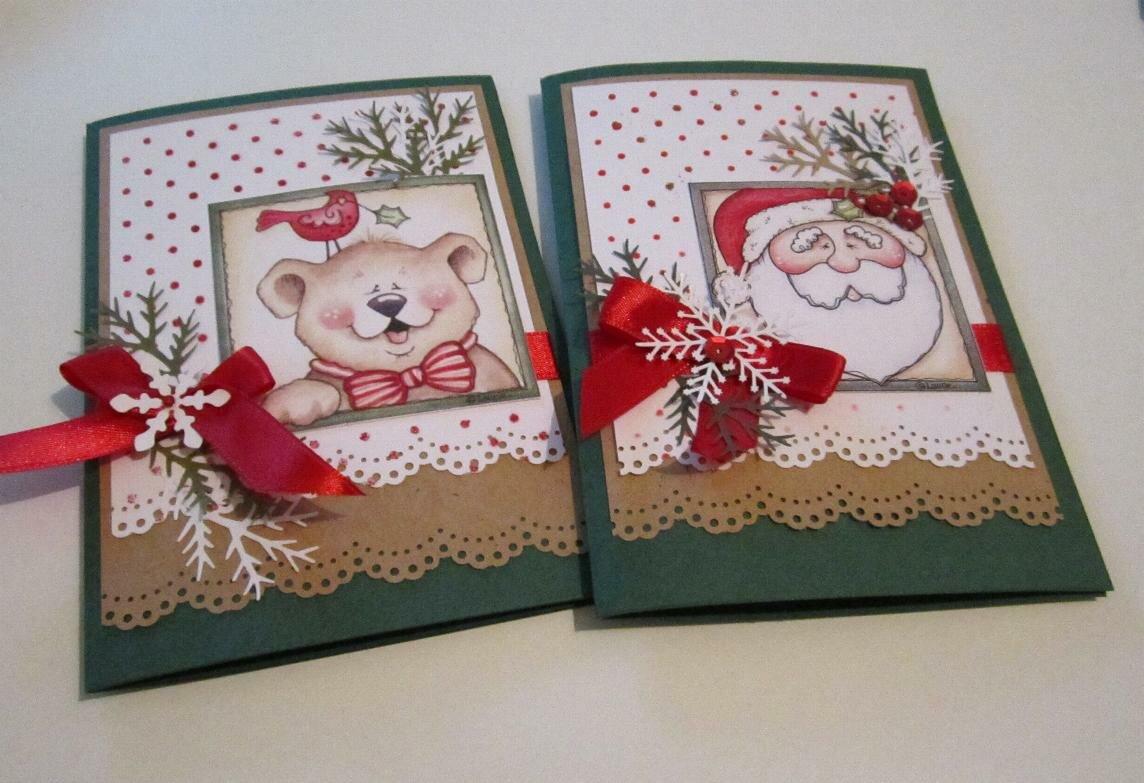Новогодние открытки своими руками для любимой