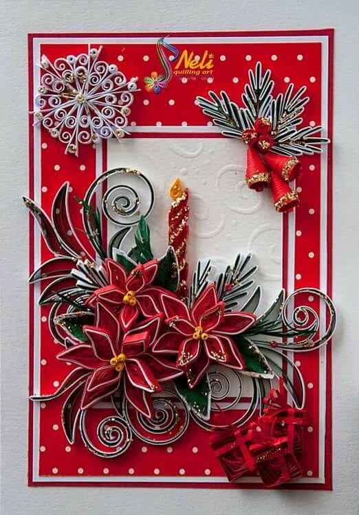 открытки карвинг к рождеству крема