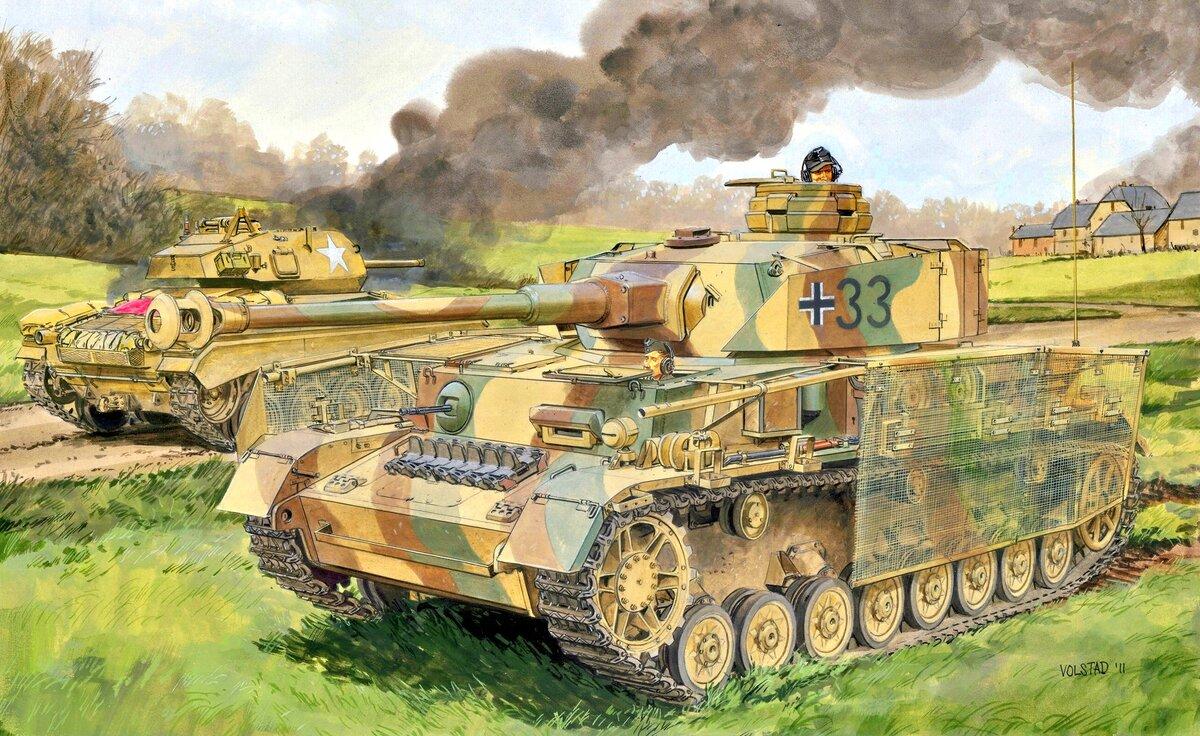 лучшие картинки немецких танков заметить первых
