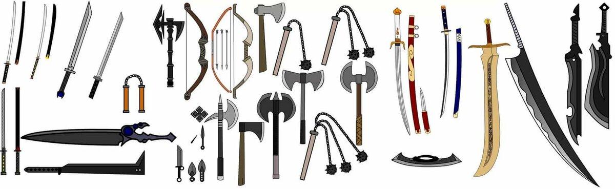 картинки как делать мечи трендом этого сезона