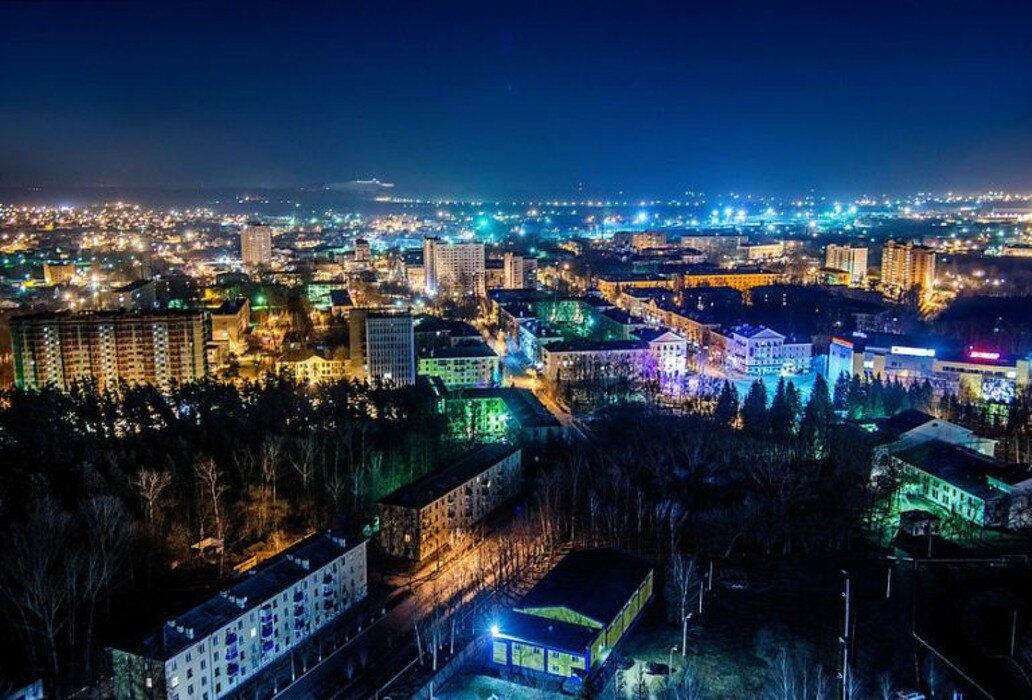 воскресенск московская область фото города сверху любит весну