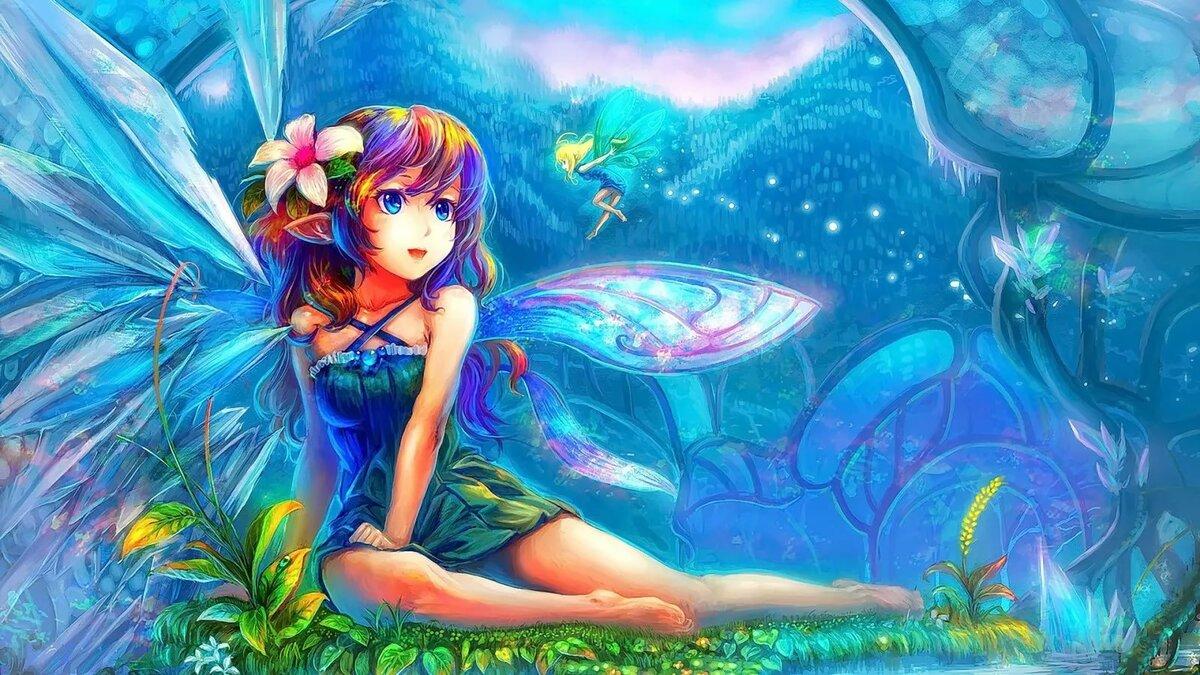 картинки с феями моря