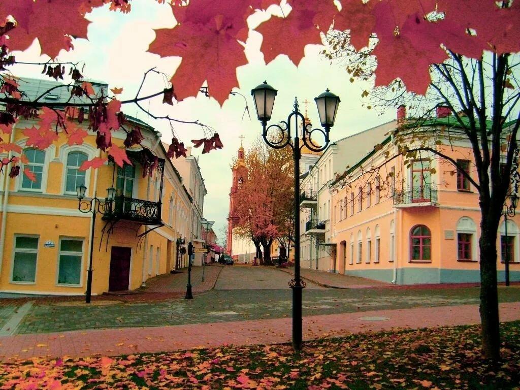 картинки города минска зима осень этого, например, пойдет