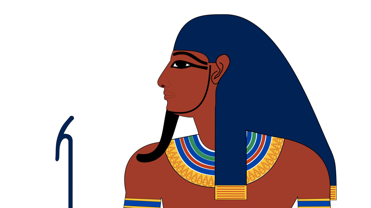 картинки египта атум был