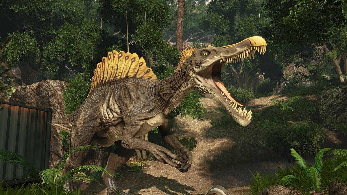 Картинки с динозаврам спинозавр