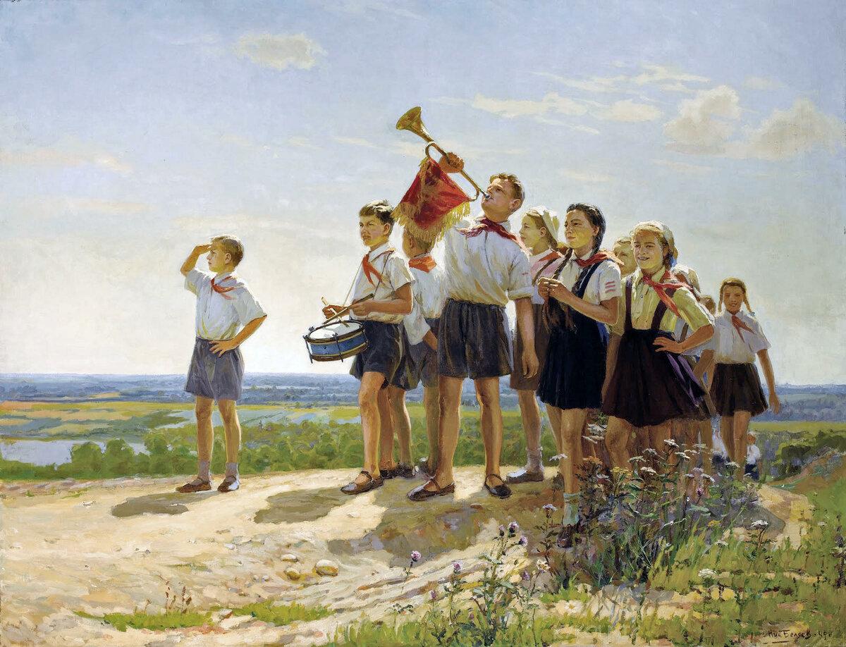 Картинки соцреализм