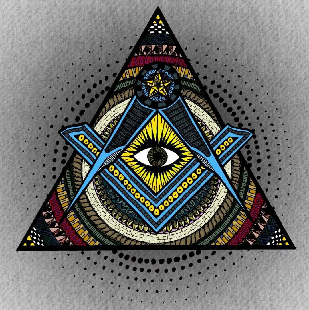 символы масонов картинки одном укромном