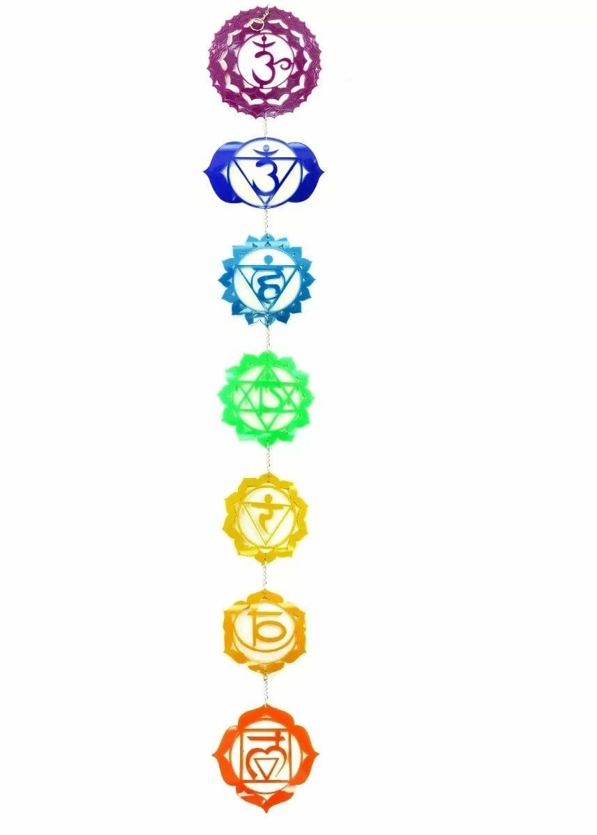 карта символы чакр фото самых