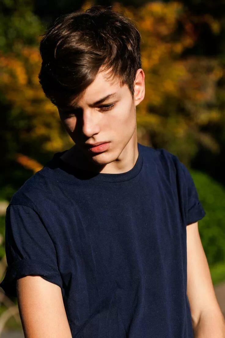 Красивые мальчики 16 лет