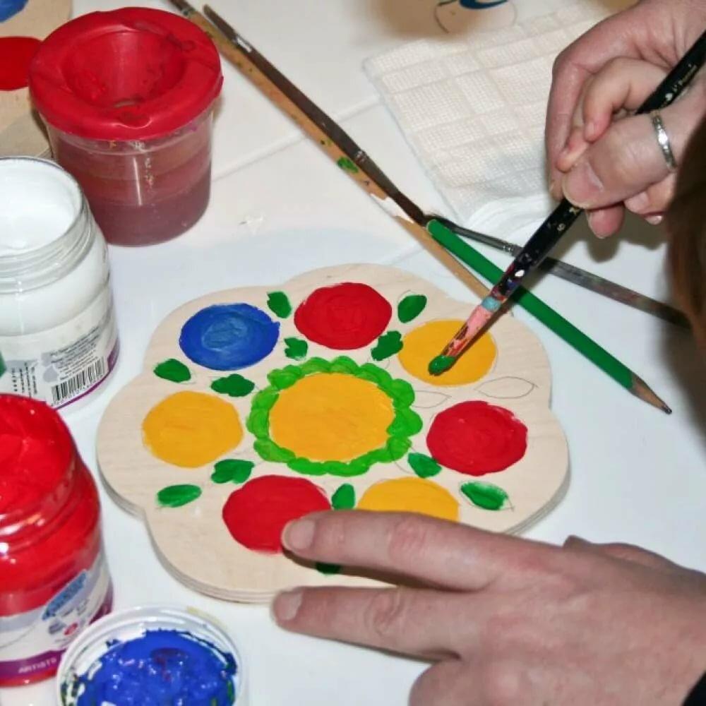 краски в картинках поделки определения внутреннего диаметра