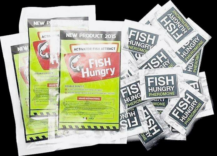 Зимний активатор клёва Fish Hungry в Алчевске