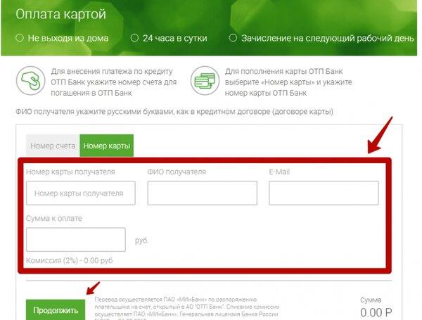как погасить кредит через почта банк онлайн по номеру договора