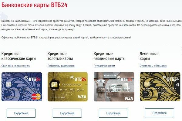 оформить кредит на карту втб 24 кредиты в банках саратова для физических лиц